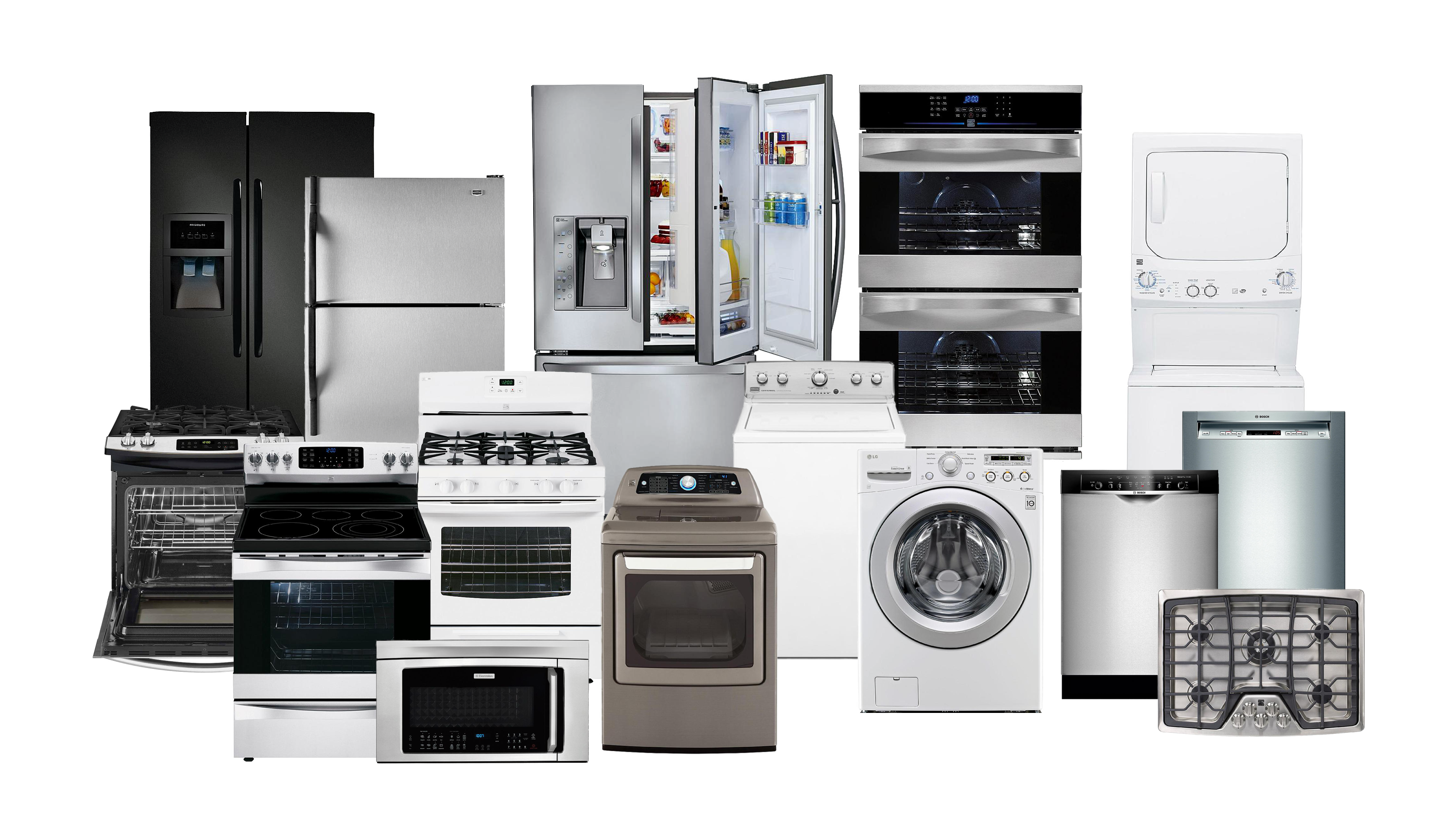 where is my appliance model number located all appliance parts of